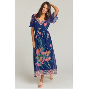 NWT Show Me Your Mumu Kotchko Maxi Dress Small